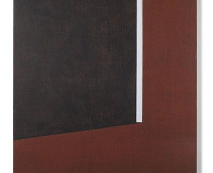 © Günther Wolfsberger, Raum 2, 100 x 100 x 2 cm, 2005