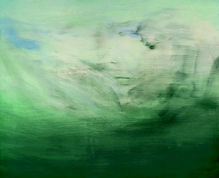 © Helmut Swoboda, Gosausee 10, 200 x 225 cm, 2005
