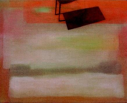 © Walpurga Ortag-Glanzer, southern landscape (l'ombra de sud), 2002